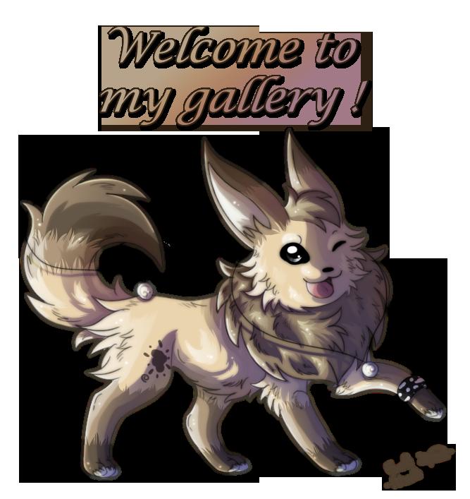 ID Welcome to my gallery by Evoli-niceli