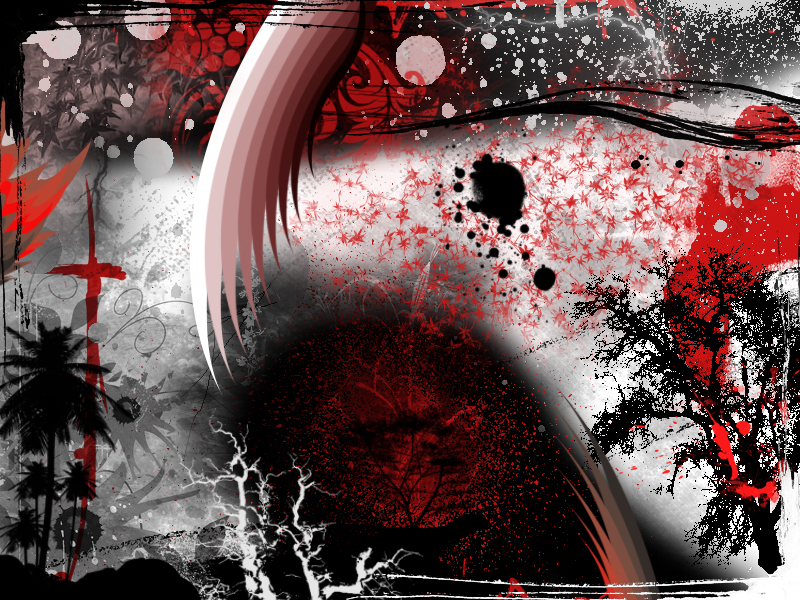 Black White And Red Background Images Black White Red Mix by