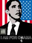 Vote For Barack Obama FanArt