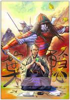 Yamamoto Tsunetomo by Tatiax