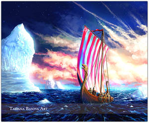 Vikings: beyound the edge of the World...