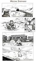 Meccan Shepherd - T. E. Lawrence by Tatiax