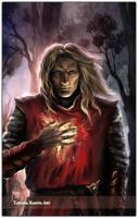 Faithful Heart (knight) by Tatiax