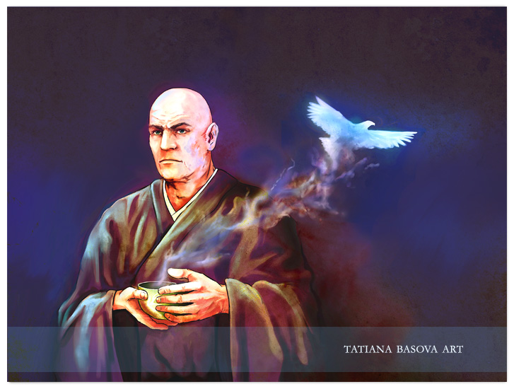 Martial Arts Master by Tatiax