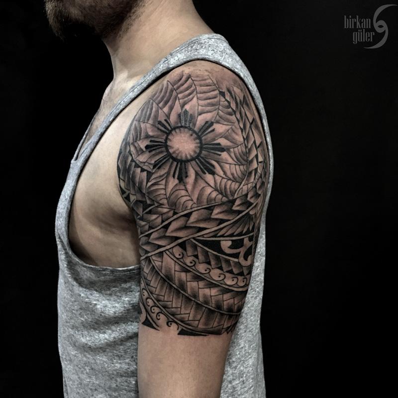 Maori Tattoo Designs Wallpaper: Maori-tattoo-maori By BirkanGuler On DeviantArt