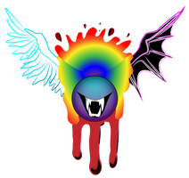 Bloody Mess Logo