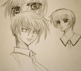 Yuki Drawings