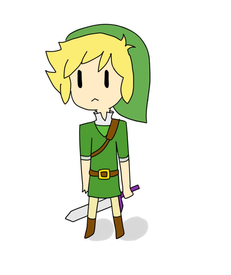 Da Link by animeloverFTW