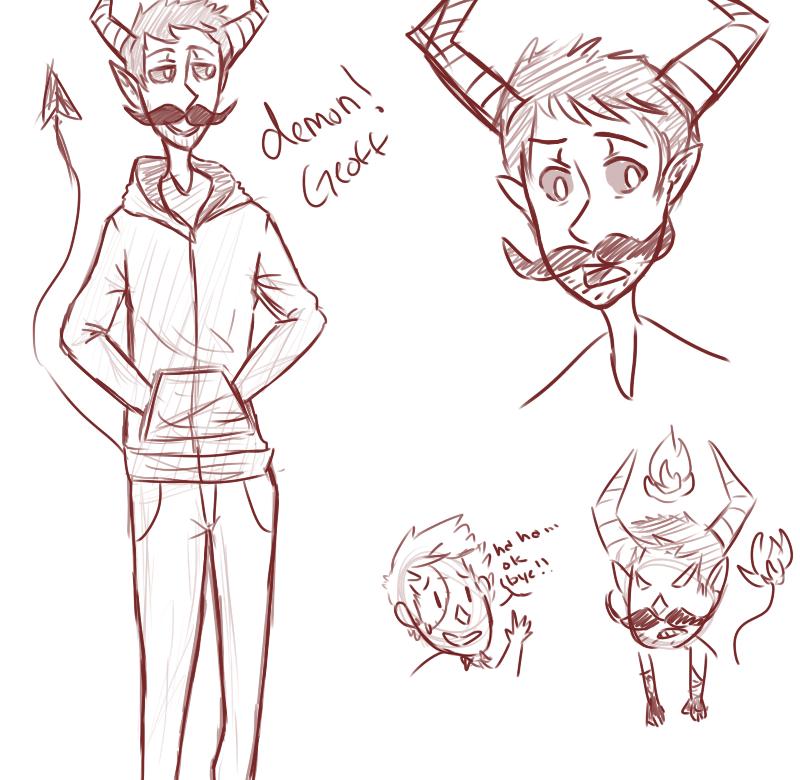 demon!geoff by animeloverFTW