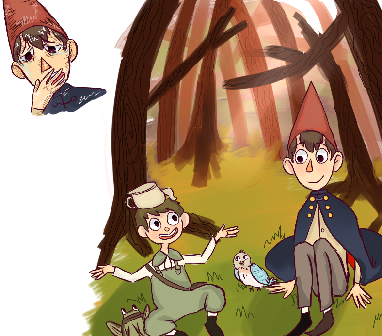otgw doodles by animeloverFTW