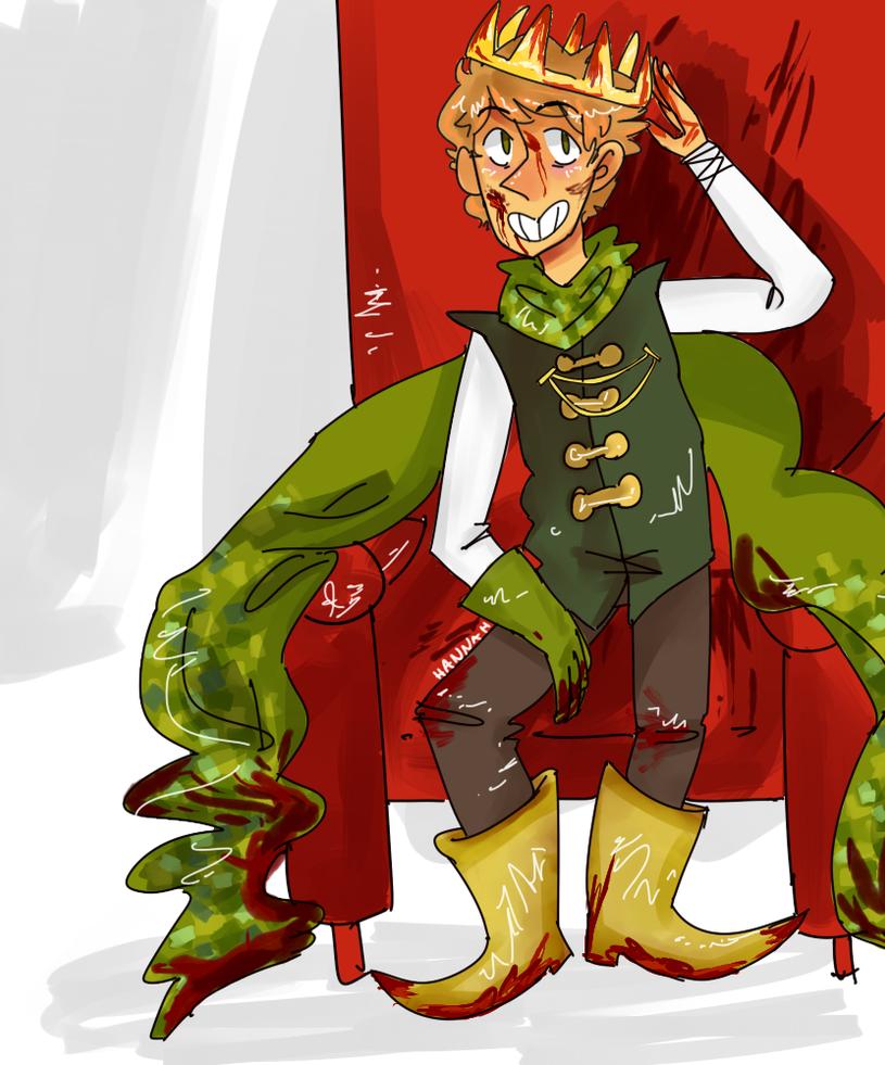 jester king by animeloverFTW