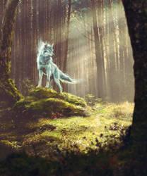 Forest spirit by 0oki