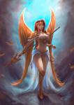 War Angel by 0oki