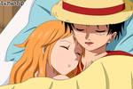 Sweet Dreams - LuffyxNami