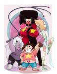 [Fanart] Steven Universe