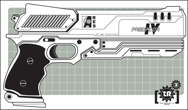 + Ares Predator IV + by Br0uHaHa