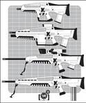 + HK xM30 Weapons Platform +