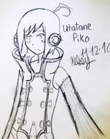 Utatane Piko -sketch- by xXimmaeatjooXx
