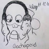 Gachapoid -sketch- by xXimmaeatjooXx