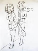 APH: Liek, Shopping -sketch- by xXimmaeatjooXx