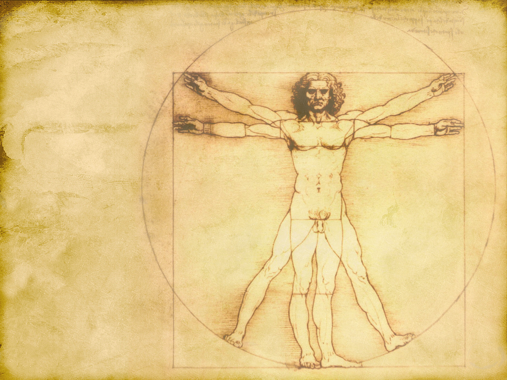 Da Vinci Anatomia Background by idemsoul on DeviantArt