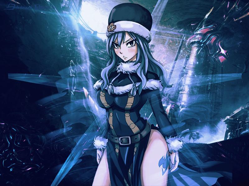 Perfil Juvia Fairy Tail by ByakuyaMon1109 on DeviantArt