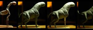 Hyena WIP photos