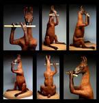 Llama: Painted