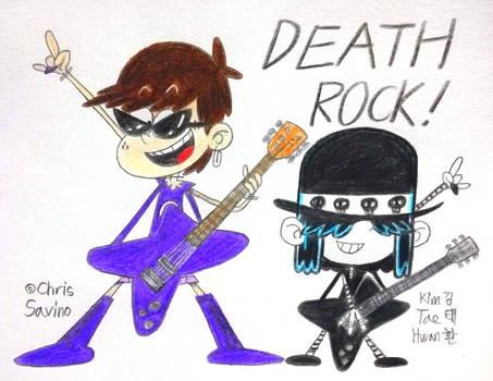 Death Rock Battle!