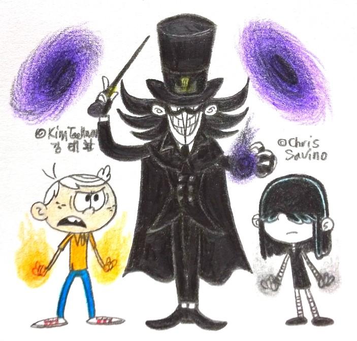 Count Quantum the Dimension Magician by komi114