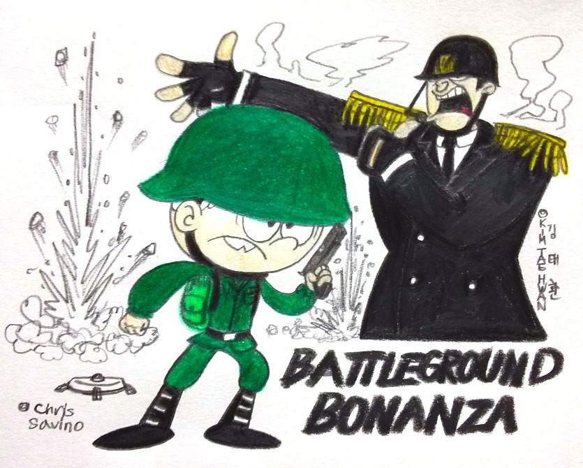 Lincoln's Battleground Bonanza by komi114