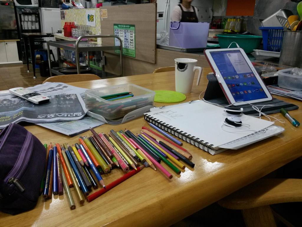 My Humble Workshop (Before) by komi114