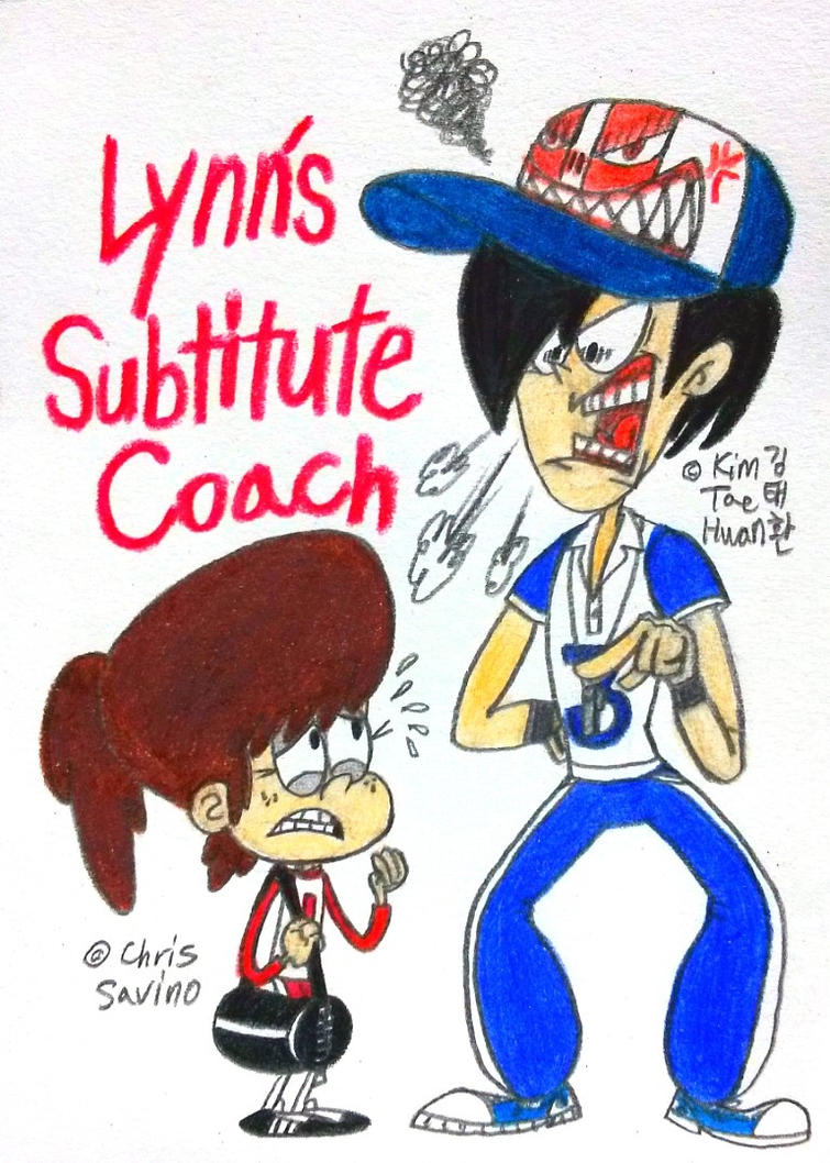 Lynn's Substitute Coach by komi114