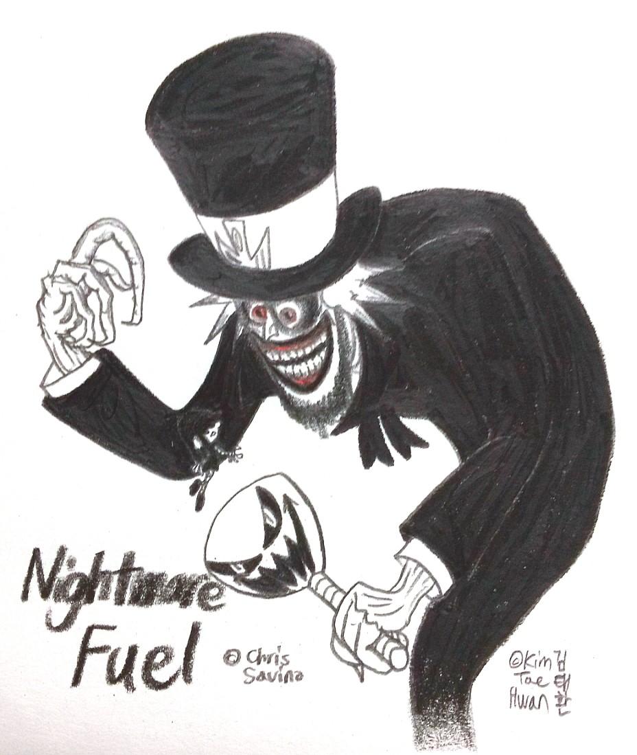 Nightmare Fuel by komi114