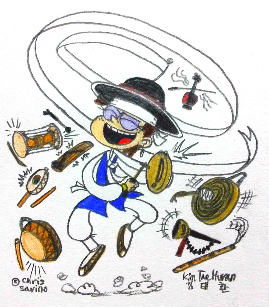 Luna's Spirit of Rhythm! by komi114