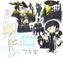 Indepen'Dance' by komi114