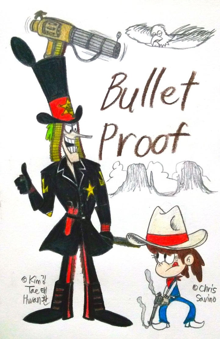 Bullet Proof by komi114