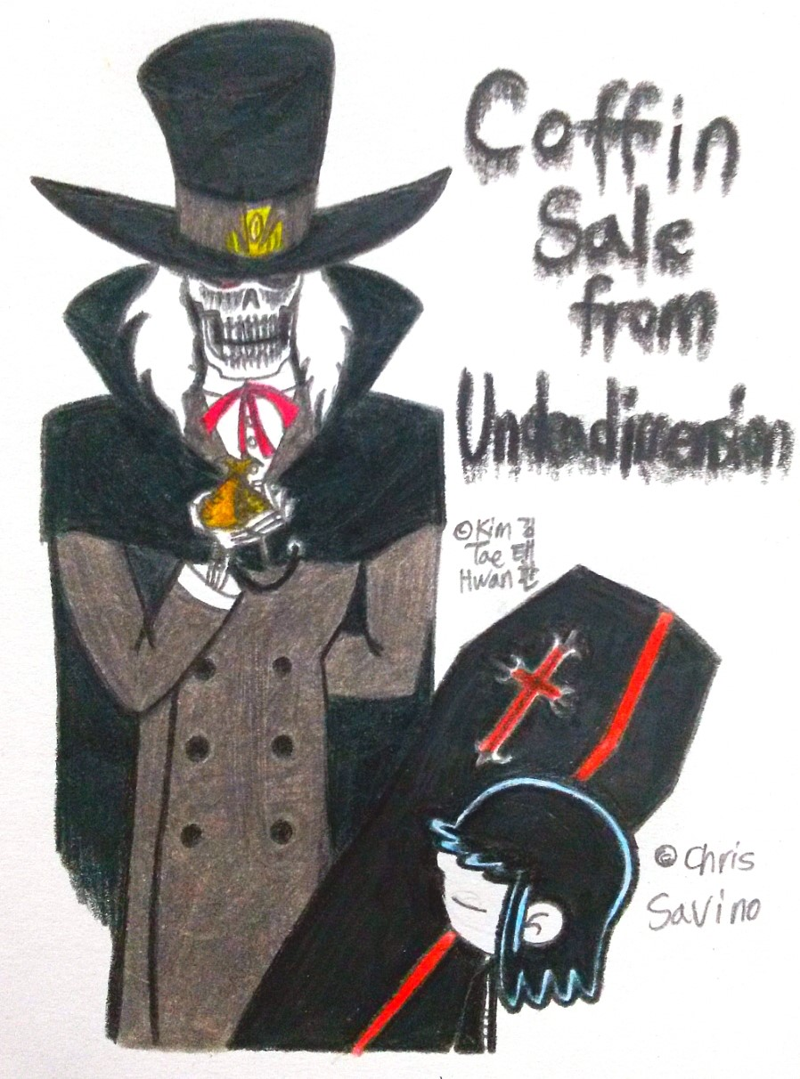 Coffin Sale from Undeadimension by komi114