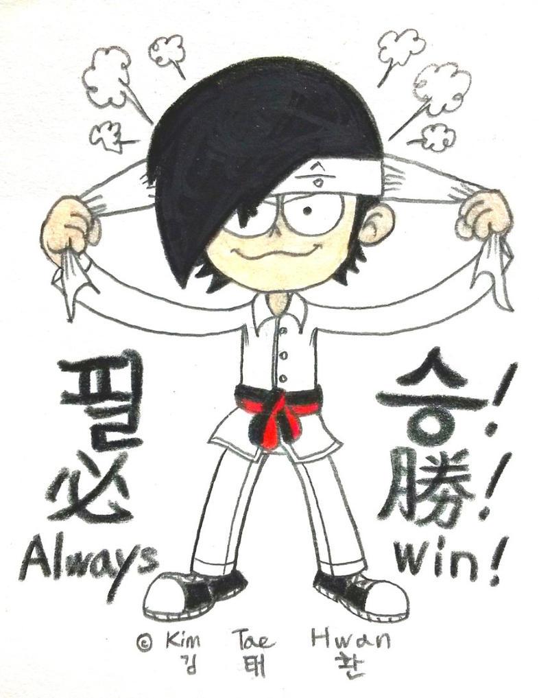 Go for it,Robin!!! by komi114