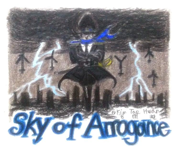 Sky of Arrogance by komi114