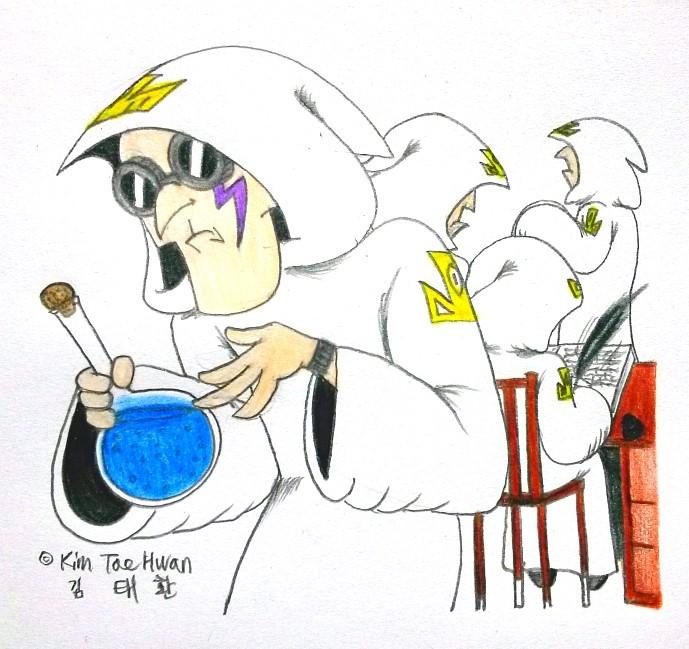 The White Alchemists by komi114