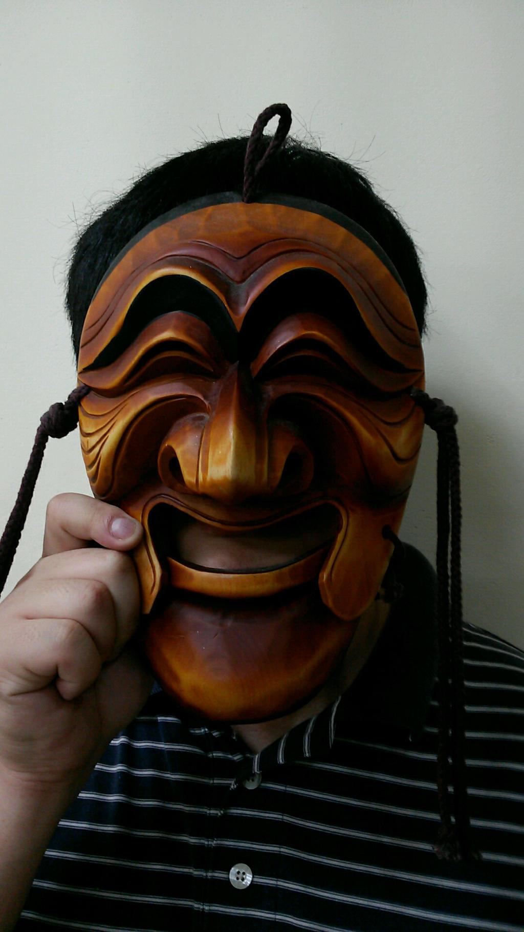 Masked Myself by komi114