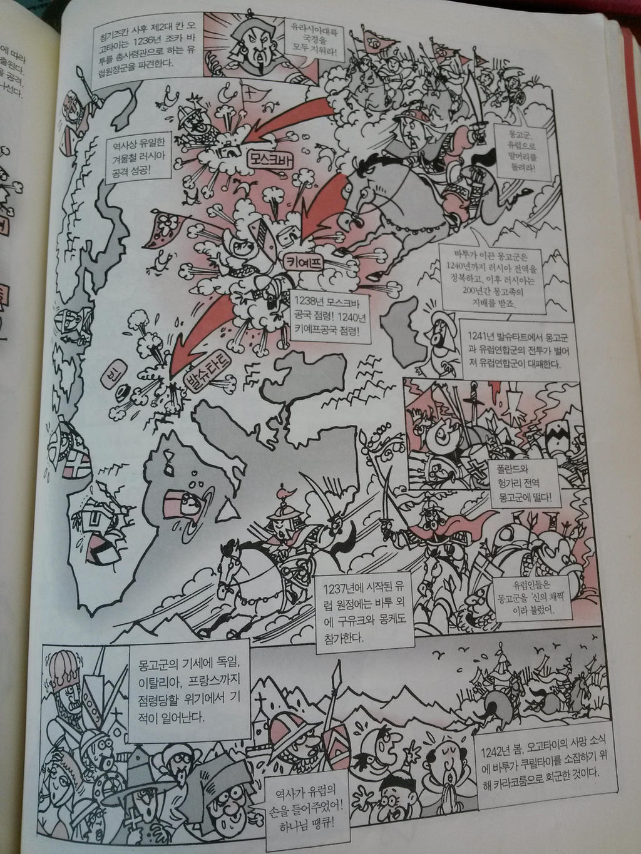 Batu Khan's Conquering Europe by komi114