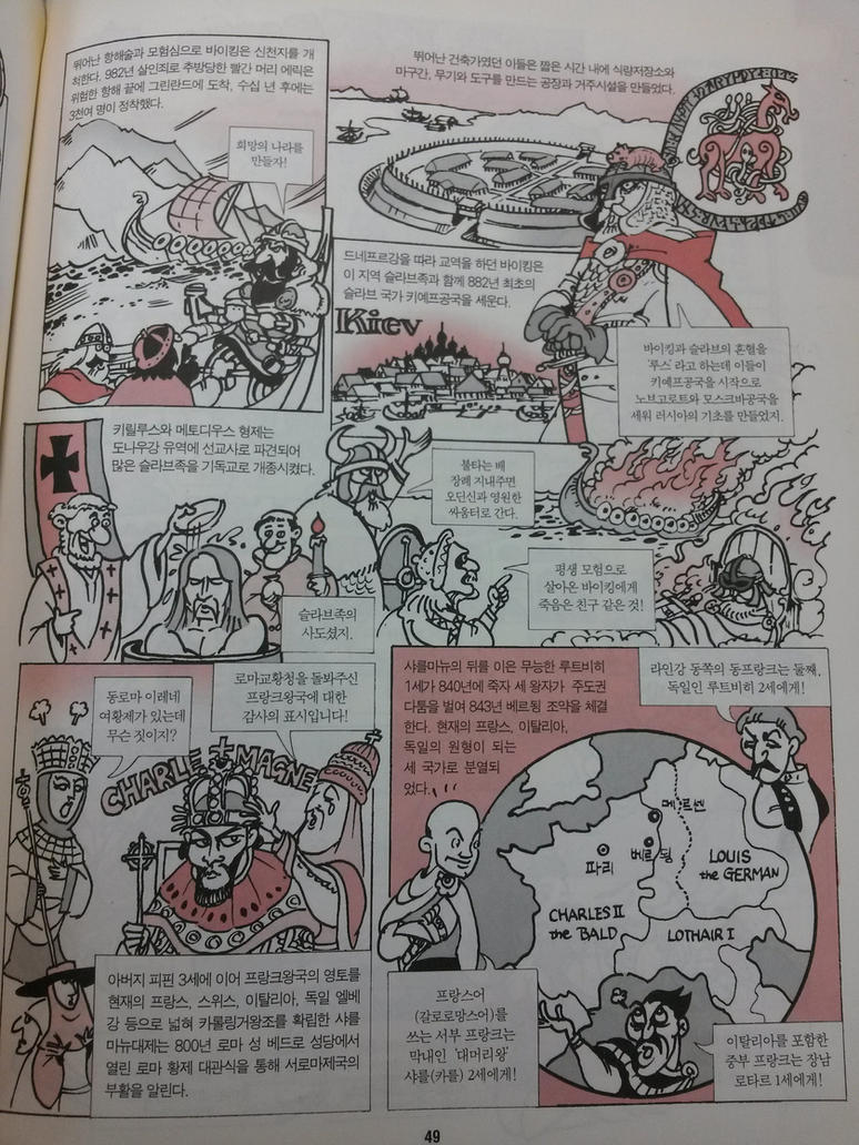 The Vikings [Part 2] by komi114