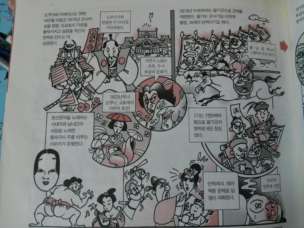 Age of Tokugawa Ieyasu and Nurhachi's army by komi114
