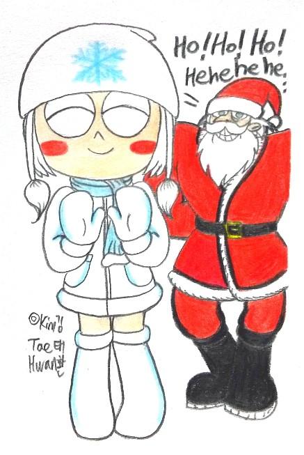 It's Late Christmas! by komi114