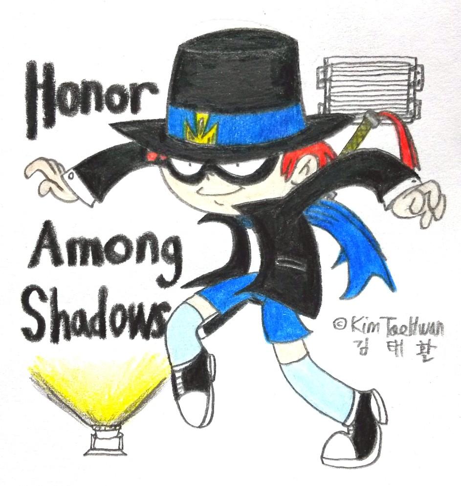 Honor Among Shadows by komi114