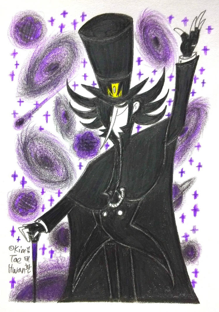 Count Quantum Mephisto Mondria by komi114