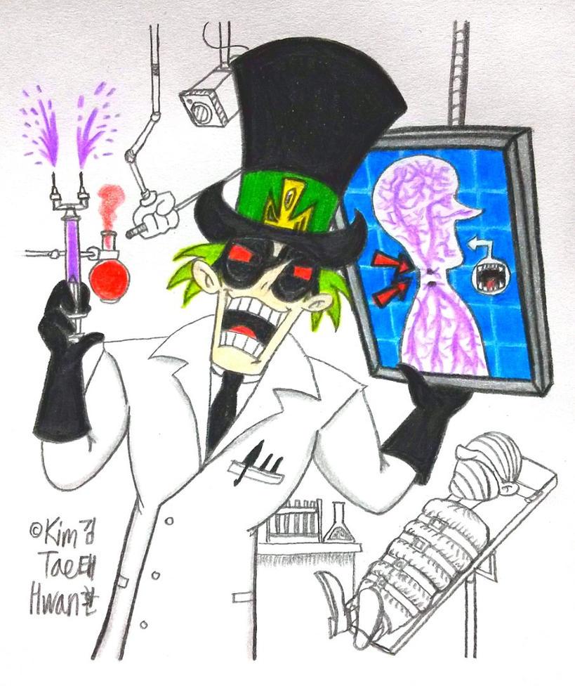 Dr.Weirdo's All in Veins by komi114