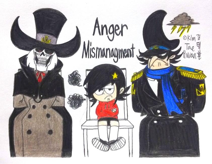 Anger Mismanagment by komi114